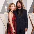 oscars red carpet 2016 Dave Grohl