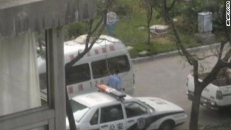Man stabs 10 children in China