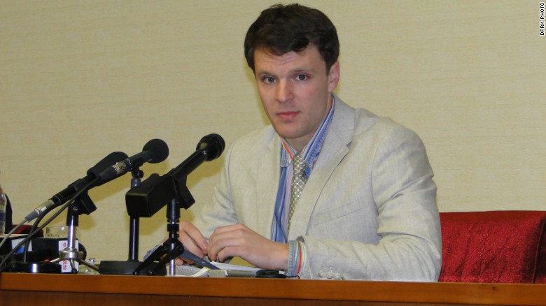 U.S. student held in North Korea 'confesses'