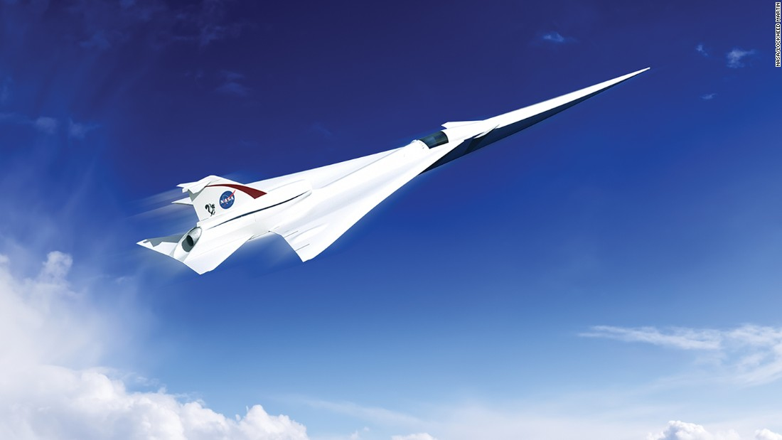 If realized, NASA's Low Boom Flight Demonstration Quiet Supersonic Transport (QueSST) X-plane design will be part of a new generation of more efficient, quieter supersonic airliners. These could revive commercial supersonic air travel as a viable proposition.
