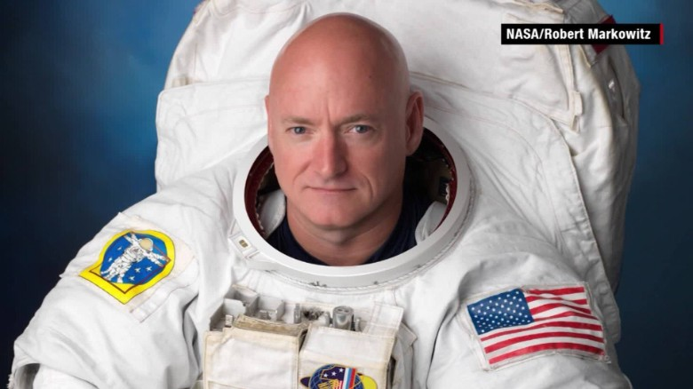 Astronaut's record-breaking year in space