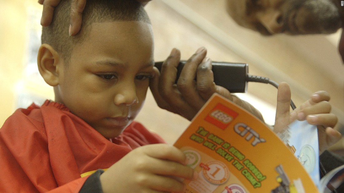 Barbershop Books founder Alvin Irby aims to stock culturally relevant, age appropriate and gender responsive books in barbershops to get more young African-American boys reading.