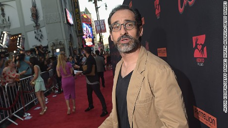 """HOLLYWOOD, CA - AUGUST 27:  Actor Bruno Bichir attends the premiere of Pantelion Film's """"Cantinflas"""" at TCL Chinese Theatre on August 27, 2014 in Hollywood, California.  (Photo by Jason Kempin/Getty Images)"""