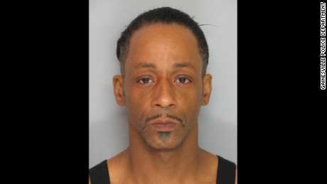 "Micah ""Katt"" Williams' mug shot after he was arrested in Georgia on February 29."