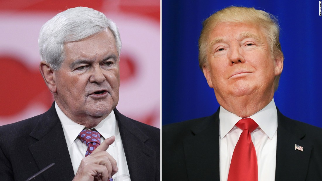 Gingrich on VP speculation: 'Nobody's called me'