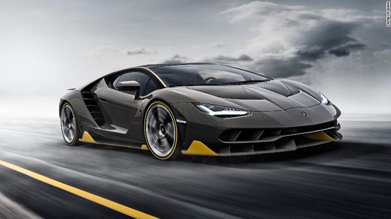 All 40 of the $2-million Lamborghini Centenario have already been sold.