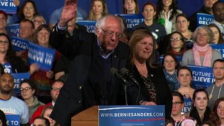 Bernie Sanders' entire Super Tuesday speech