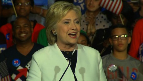 Hillary Clinton's entire Super Tuesday speech