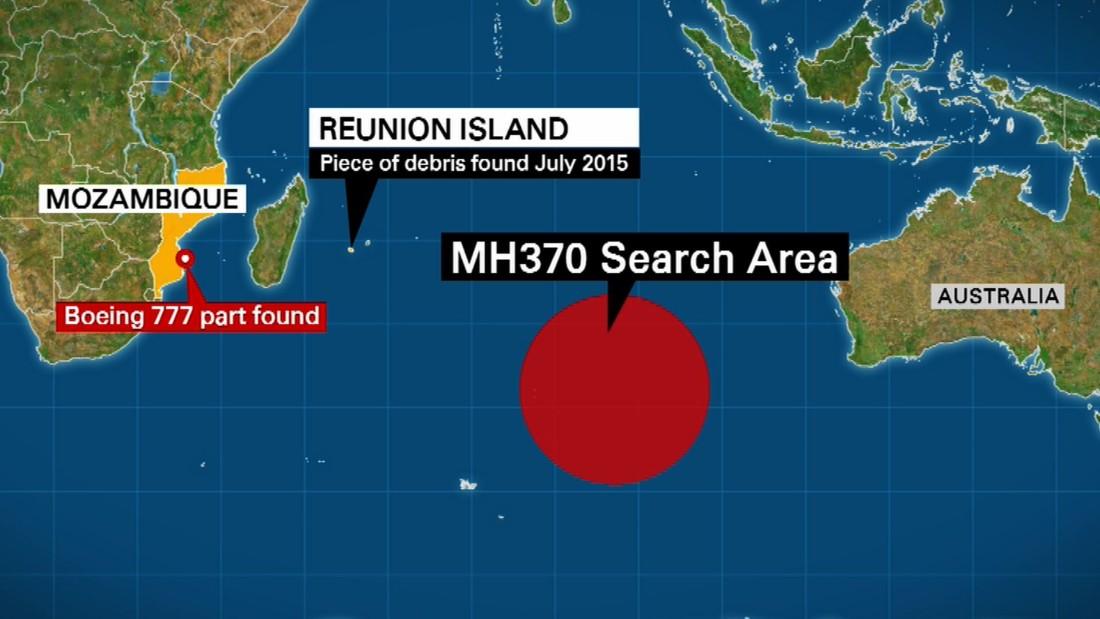 Mh370 Debris Found Cnn Video