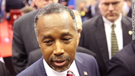 Ben Carson: 'I am leaving the campaign trail'
