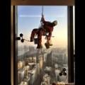 UAE window washer Scenes from the field