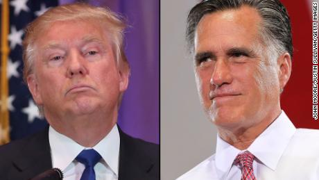 Mitt Romney: Dishonesty is Donald Trump's hallmark