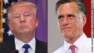 Mitt Romney's Trump speech an ugly mirror of GOP hypocrisy