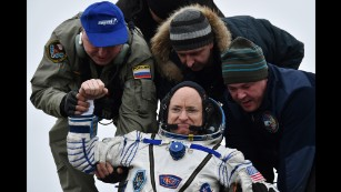 Astronaut Scott Kelly: Mars mission is 'doable'