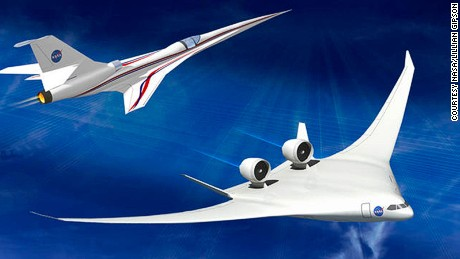 What's happened to the supersonic airplane revolution?