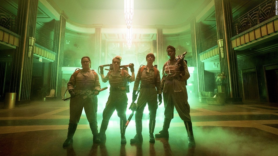 What we know about the new 'Ghostbusters'