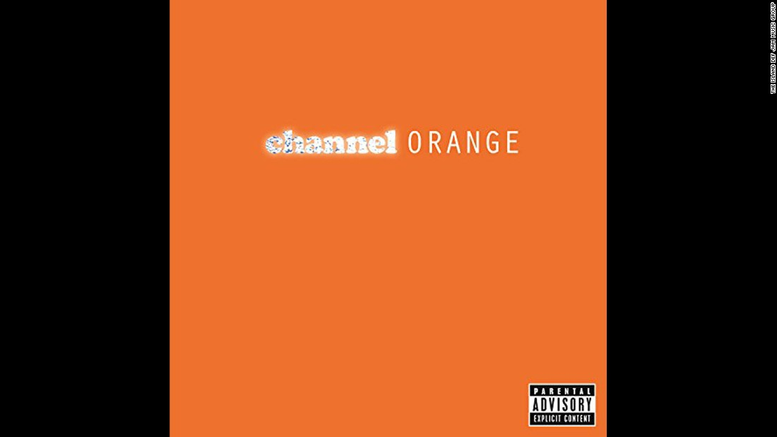 """Frank Ocean's eagerly awaited """"Channel Orange"""" was set for release July 17, 2012, but Ocean released it for download on July 10 to thwart pirates."""