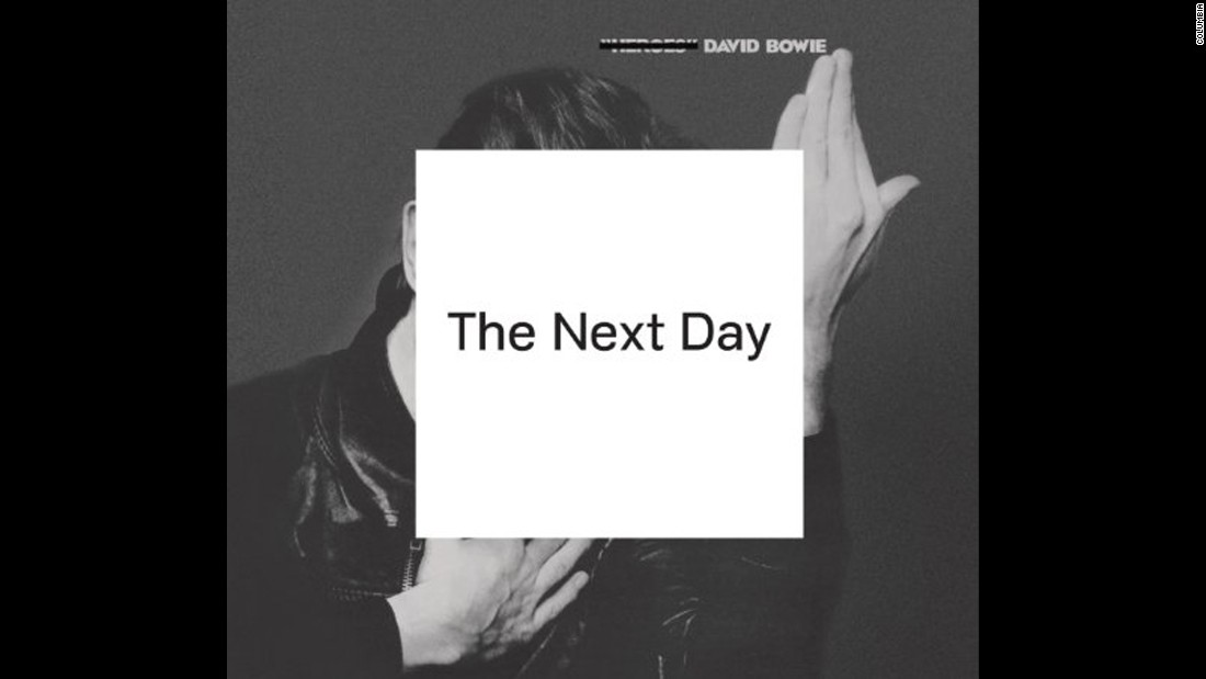 """David Bowie hadn't released new music in 10 years when he put out a single, """"Where Are We Now,"""" on January 8, 2013, his 66th birthday. The album """"The Next Day"""" followed two months later. Work on the album was so secret that even Bowie's English PR firm didn't learn of it until days before Bowie went public."""