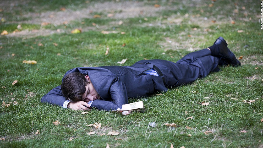 Stop telling us to avoid booze. If that's the only solution, then we'll keep on sleeping in parks, thanks.