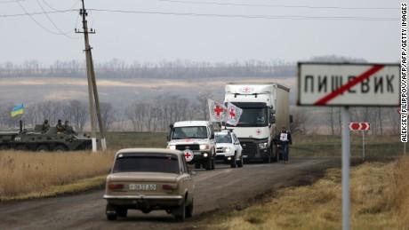 Ukraine crisis: Growing sense of despair