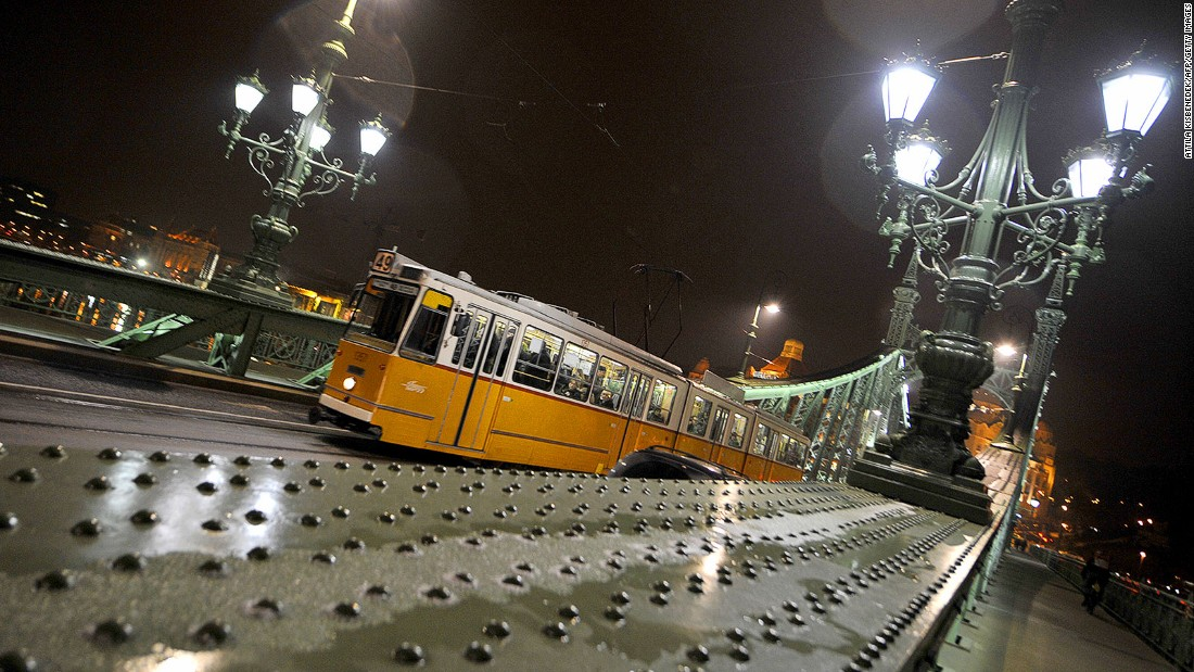 Because everyone loves trams.