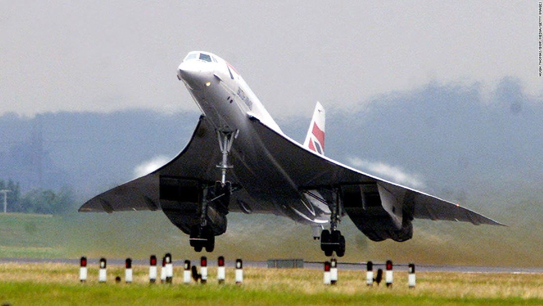 Stop talking about building a successor to Concorde. Build a successor to Concorde.