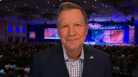 John Kasich Predicts A Contested Republican Convention