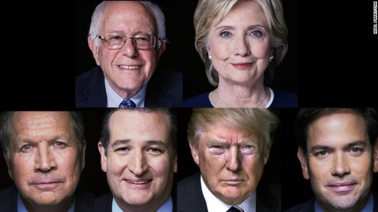 Sanders, Rubio take home delegates