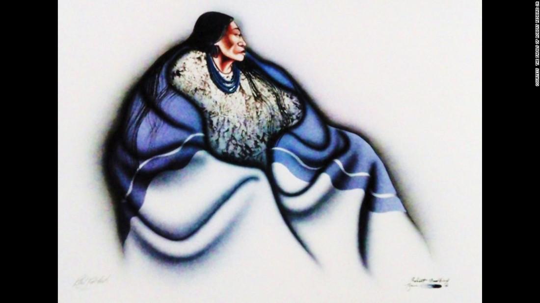"""""""Kiowa Matriarch"""""""