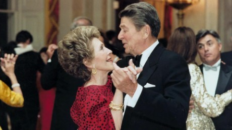 Remembering Nancy Reagan