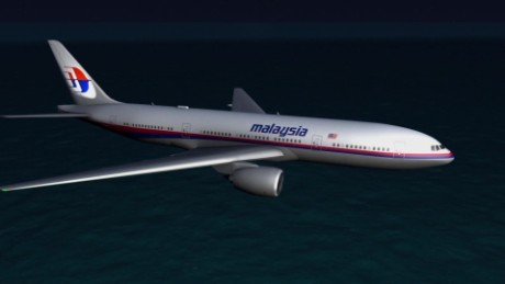 MH370:  Two years later