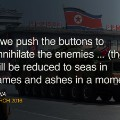 USE THIS north korea quote graphic february 2