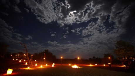 See Africa's expansiveness in Wonderlapse