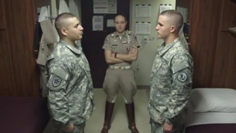 first female Corps Commander Texas AM nccorig_00001627