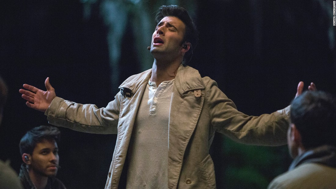"Jencarlos Canela will portray Jesus in ""The Passion,"" which will air live March 20, Palm Sunday, on Fox."