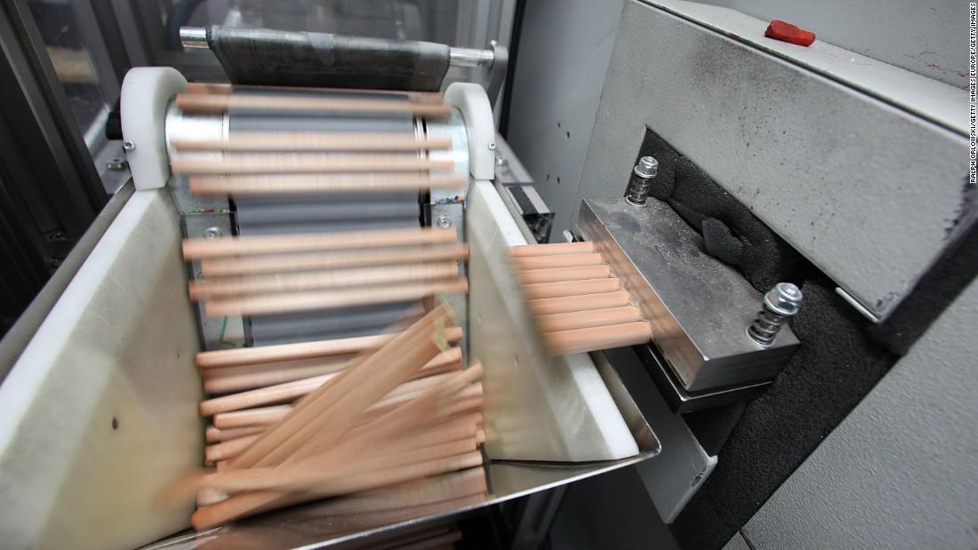 pencil manufacturing machine price