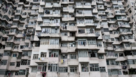 Believe it or not, Hong Kong isn't all apartment buildings.