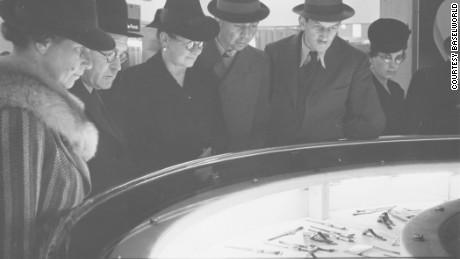 Schweizer Mustermesse Basel 1941 Impression