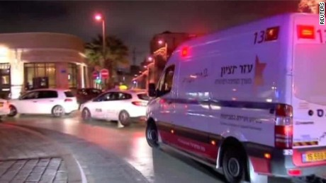 American tourist killed in stabbing rampage in Israel