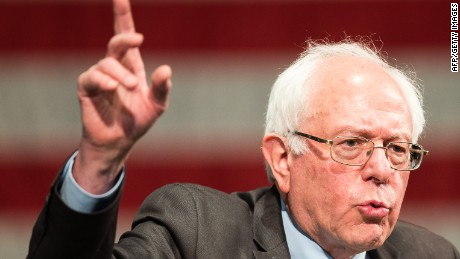 Sanders: Rally violence is not what America is about