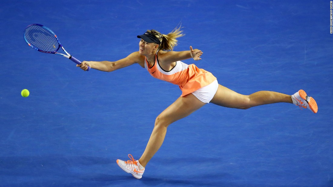 "Maria Sharapova, a five-time Grand Slam champion and the world's highest-paid female athlete, <a href=""http://www.cnn.com/2016/03/08/tennis/maria-sharapova-doping-questions-tennis/index.html"">admitted that she failed a drug test</a> at the Australian Open in January. She tested positive for meldonium, a recently banned substance that she said she had taken since 2006 for health issues. She will be provisionally banned by the International Tennis Federation on March 12. Click through the gallery to see other athletes accused of using drugs to boost their careers."