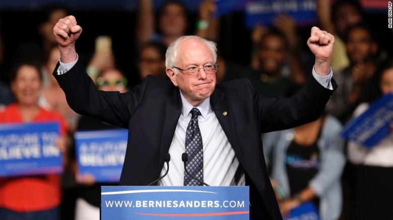 Sanders campaign: Michigan win due to trade message
