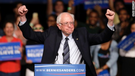 Hillary Clinton Widens Delegate Lead, but Bernie Sanders Shows Strength