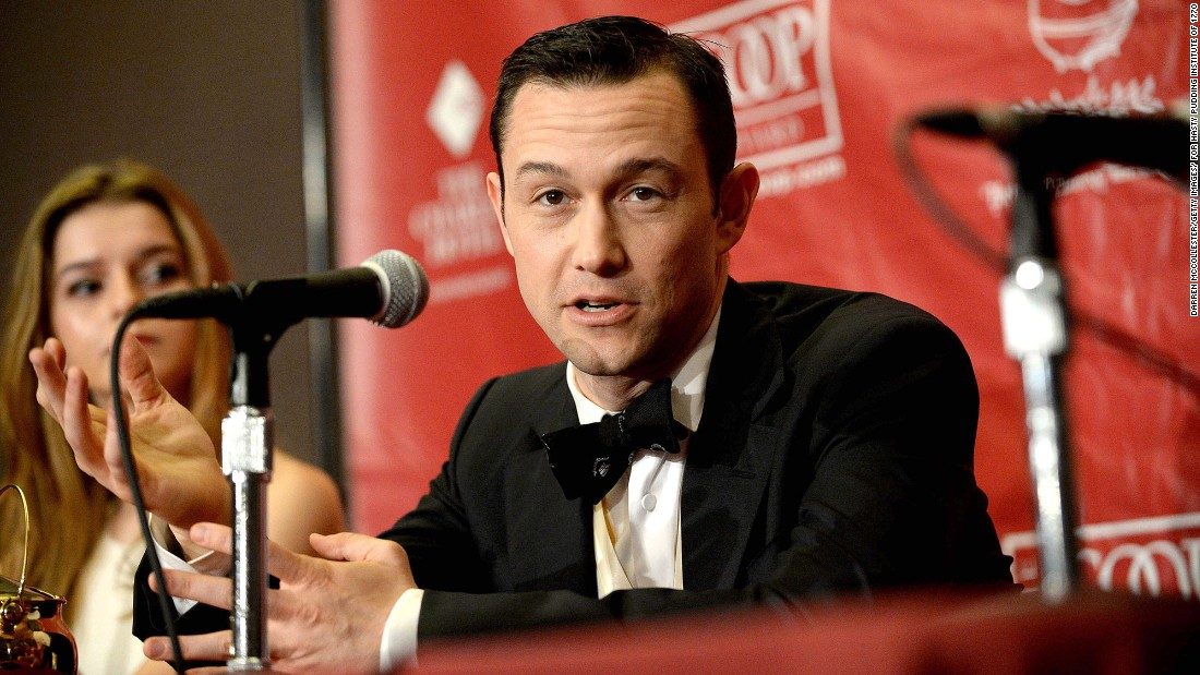 "Actor Joseph Gordon-Levitt switched his allegiance from Bernie Sanders to Hillary Clinton, writing <a href=""https://www.facebook.com/JoeGordonLevitt/posts/1281993205157674"" target=""_blank"">on his official Facebook page</a>, ""I voted for Bernie. And I have some issues with Hillary. But Trump is scary. ‪#‎ImWithHer‬"""