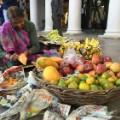 India vendor smartphone Scenes from the field
