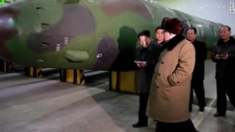North Korea fires two short-range missiles