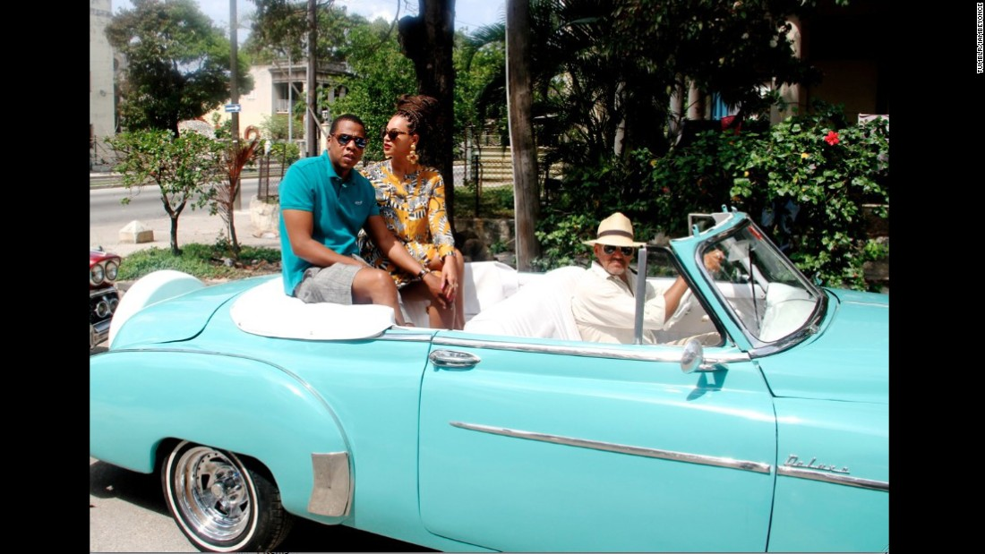 In recent years, Cuba has seen a star-studded cast of visitors. Rapper Jay Z and his wife, pop star Beyonce, caused a stir during their trip to the island in 2013. Their visit was so heavily criticized that the Treasury Department's Office of Inspector General had to get involved. The Treasury Department deemed their trip did not violate any U.S. sanctions laws that were in place during the visit.