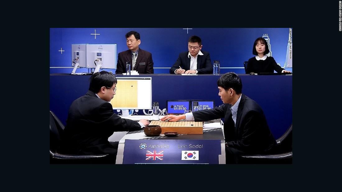 Many AI units, such as the program AlphaGo which outsmarted the human GO world champion this year, learn by reinforcement learning. Once programmed with basic proficiency the program is set to play millions of games against itself, improving its original techniques by learning from experience.