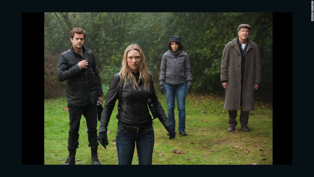 """Continuing his television career, Abrams co-created Fox's cult sci-fi series """"Fringe,"""" which wrapped up with a 100-episode run."""