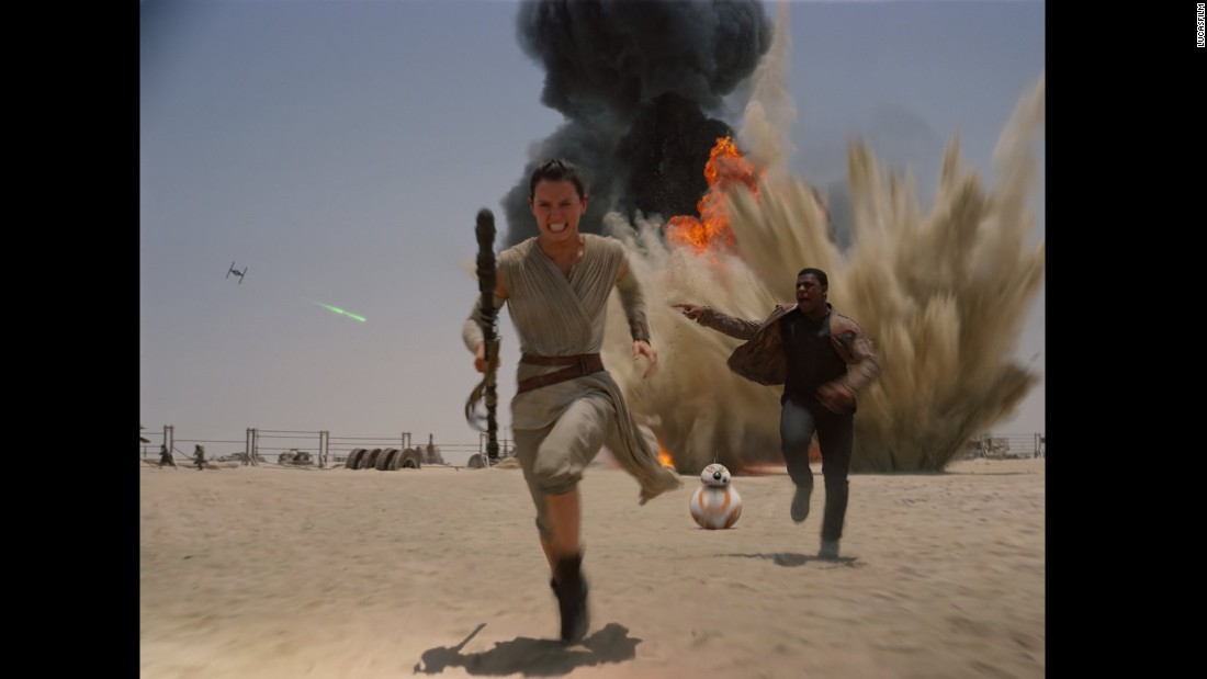 "Buzz surrounding ""Star Wars: Episode VII - The Force Awakens"" was intense, and for many fans of the franchise Abrams addition to the saga didn't disappoint. ""The Force is back. Big time,"" said <a href=""http://www.cnn.com/2015/12/16/entertainment/star-wars-review-thr/index.html"">The Hollywood Reporter</a>."